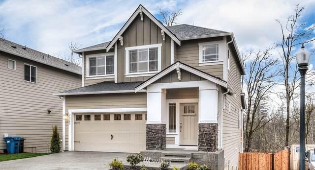 26339 203rd (Lot 57) Place SE, Covington, WA 98042 (#1752459) :: Ben Kinney Real Estate Team