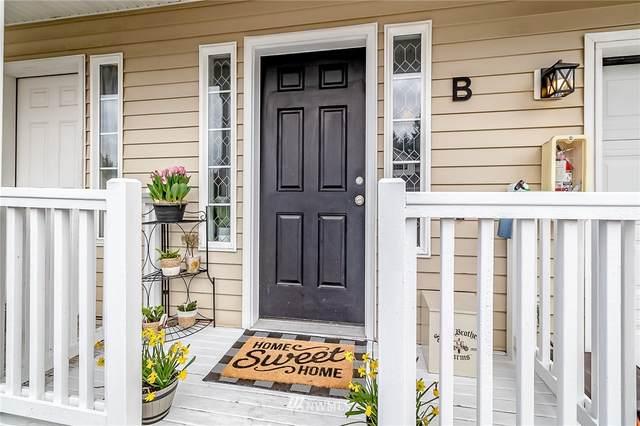 3103 186th Place NE B, Arlington, WA 98223 (#1752579) :: M4 Real Estate Group