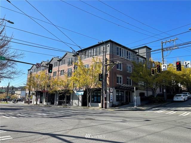 701 1st Avenue N #306, Seattle, WA 98109 (#1752628) :: Mike & Sandi Nelson Real Estate