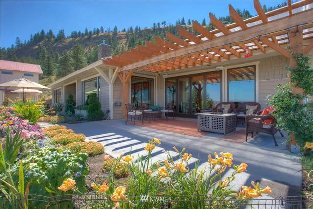 5574 Big Springs Ranch Road, Wenatchee, WA 98801 (#1752692) :: Ben Kinney Real Estate Team