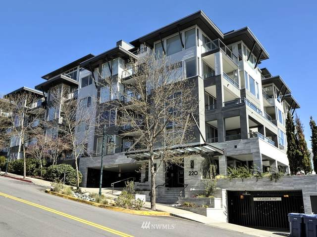 220 1st Street #405, Kirkland, WA 98033 (MLS #1752693) :: Brantley Christianson Real Estate