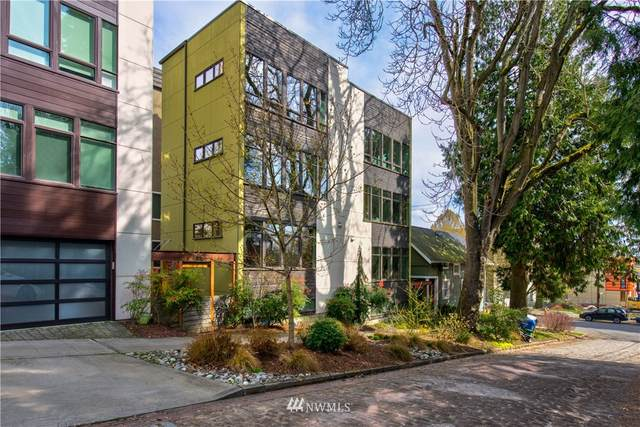 1826 E Howell Street, Seattle, WA 98122 (#1752713) :: Shook Home Group