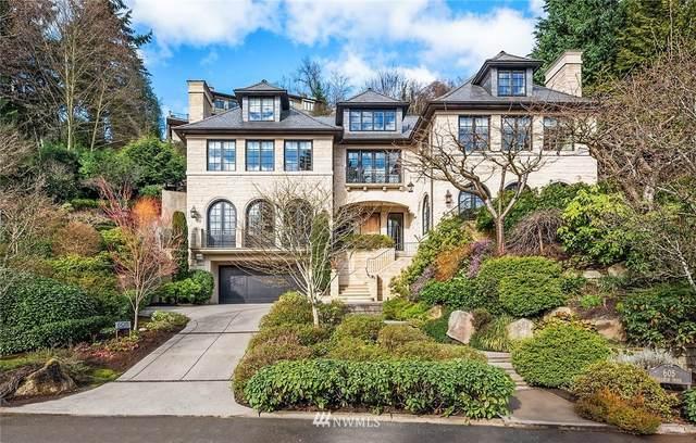 605 Hillside Drive E, Seattle, WA 98112 (#1752731) :: Keller Williams Western Realty