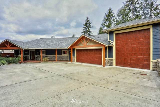 7231 Harriman Lane NE, Olympia, WA 98506 (#1752744) :: Ben Kinney Real Estate Team