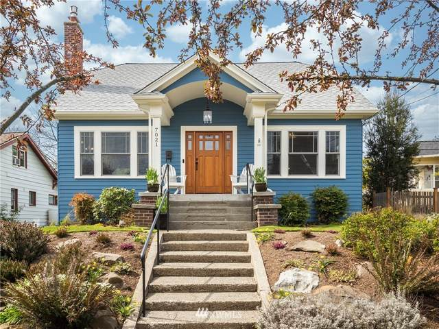 7021 26th Avenue NW, Seattle, WA 98117 (#1752774) :: M4 Real Estate Group
