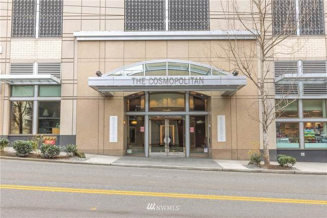 819 Virginia Street #2801, Seattle, WA 98101 (#1752796) :: Urban Seattle Broker