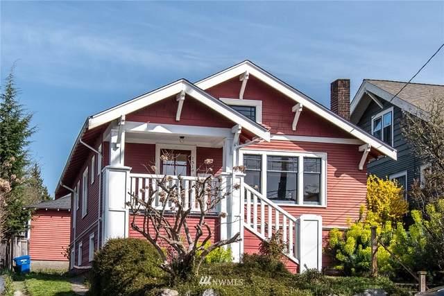 1514 N 40th Street, Seattle, WA 98103 (#1752831) :: Costello Team