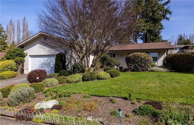 15722 NE 110th Street, Redmond, WA 98052 (#1752843) :: Ben Kinney Real Estate Team