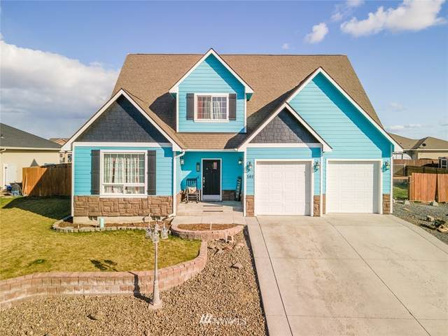 501 Dream Street SE, Moses Lake, WA 98837 (#1752859) :: M4 Real Estate Group