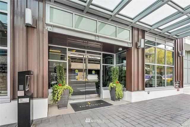 583 Battery Street 1408N, Seattle, WA 98121 (#1752863) :: Tribeca NW Real Estate