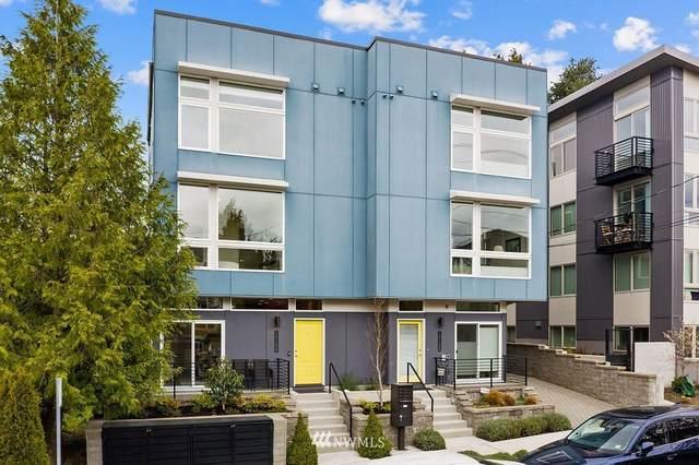 1712 E Spruce Street A, Seattle, WA 98122 (#1752882) :: Keller Williams Realty