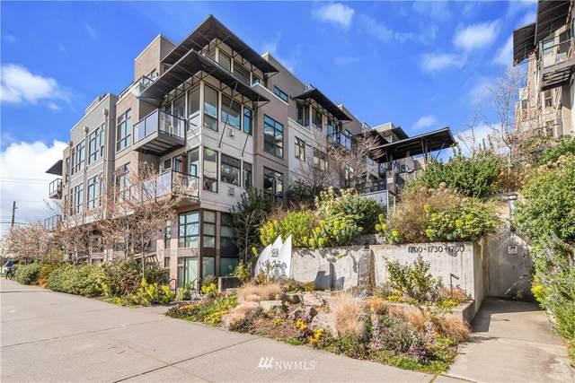 1700 N Northlake Way #204, Seattle, WA 98103 (#1752901) :: Costello Team