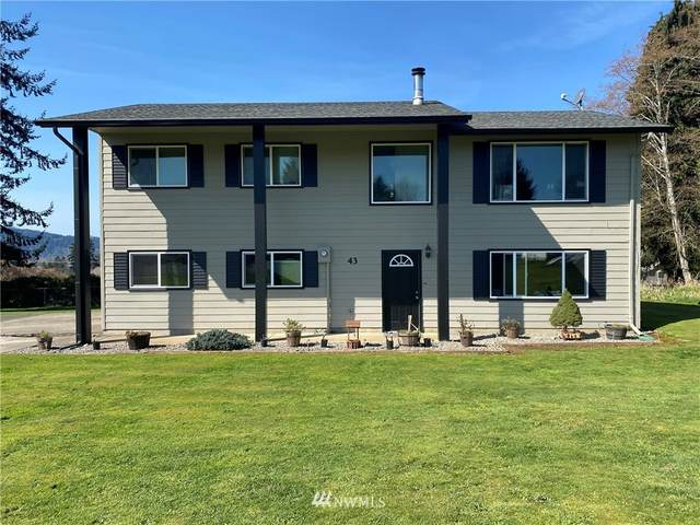 43 Morgan Drive, Cathlamet, WA 98612 (#1752913) :: Icon Real Estate Group