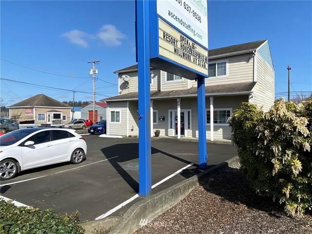 800 E Wishkah Street, Aberdeen, WA 98520 (#1753007) :: Northwest Home Team Realty, LLC