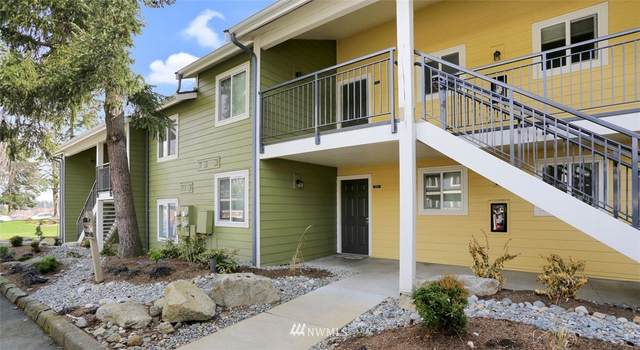 12625 SE 41st Place F103, Bellevue, WA 98006 (#1753133) :: M4 Real Estate Group
