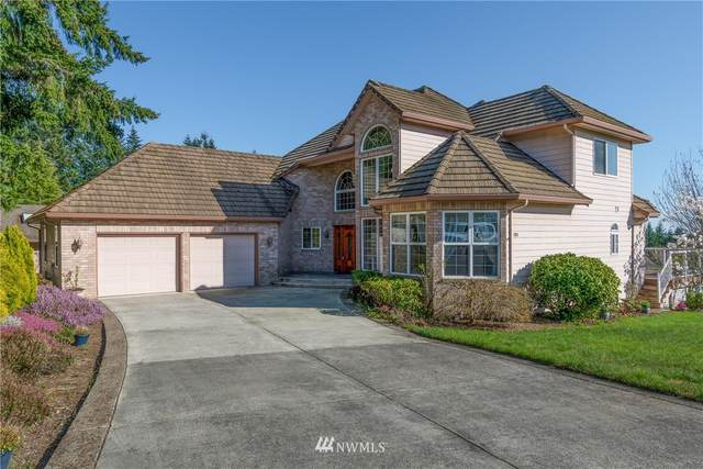 161 Sundown Drive, Woodland, WA 98674 (#1753172) :: Ben Kinney Real Estate Team