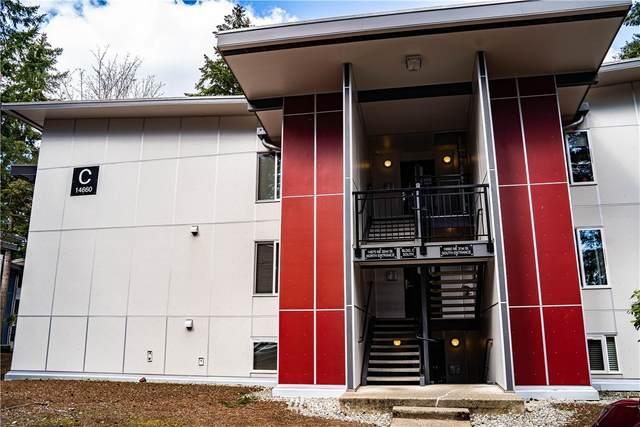 14620 NE 31st St C306, Bellevue, WA 98007 (#1753190) :: McAuley Homes