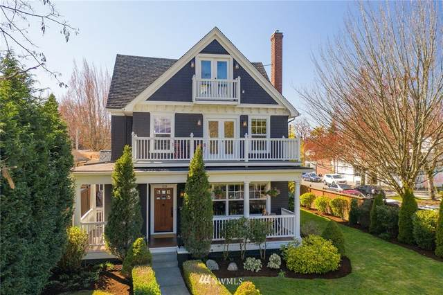 1139 35th Avenue, Seattle, WA 98122 (#1753200) :: The Snow Group