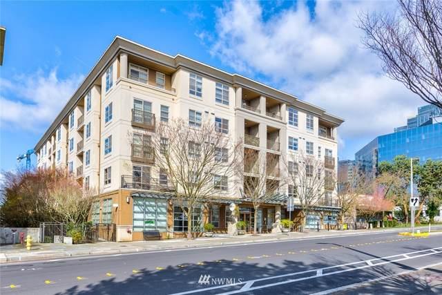 111 108th Avenue NE A316, Bellevue, WA 98004 (#1753223) :: M4 Real Estate Group