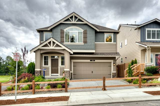 10708 187th Street E #730, Puyallup, WA 98374 (#1753270) :: Ben Kinney Real Estate Team