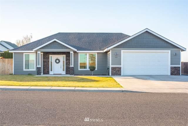 213 N Crestview Drive, Moses Lake, WA 98837 (MLS #1753286) :: Community Real Estate Group