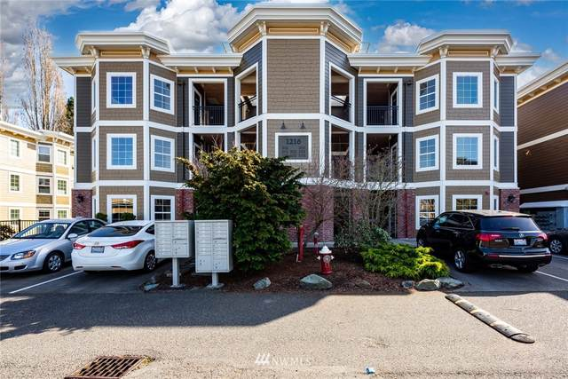 1216 Old Fairhaven Parkway 202-C, Bellingham, WA 98225 (#1753290) :: Better Properties Real Estate