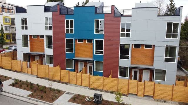 1408 N 95th Street, Seattle, WA 98103 (#1753358) :: NextHome South Sound