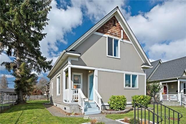 1722 S L Street, Tacoma, WA 98405 (#1753363) :: Urban Seattle Broker