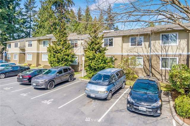 820 E Cady Road D204, Everett, WA 98203 (#1753450) :: Ben Kinney Real Estate Team