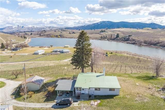 95 Apricot Lane, Manson, WA 98831 (MLS #1753541) :: Nick McLean Real Estate Group