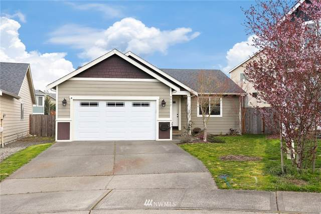9533 203rd Street E, Graham, WA 98338 (MLS #1753582) :: Brantley Christianson Real Estate