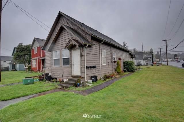 818 E 1st Street, Aberdeen, WA 98520 (#1753708) :: Ben Kinney Real Estate Team