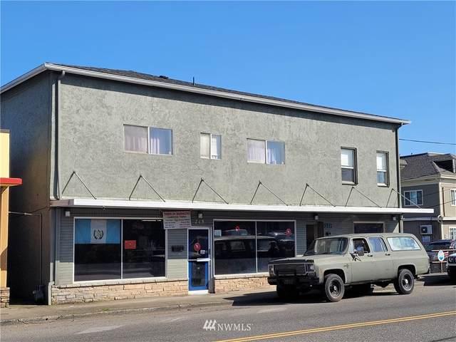218 N First Street, Shelton, WA 98584 (MLS #1753734) :: Brantley Christianson Real Estate