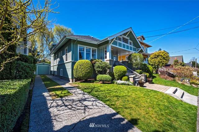 1707 Warren Avenue N, Seattle, WA 98109 (#1753761) :: Icon Real Estate Group