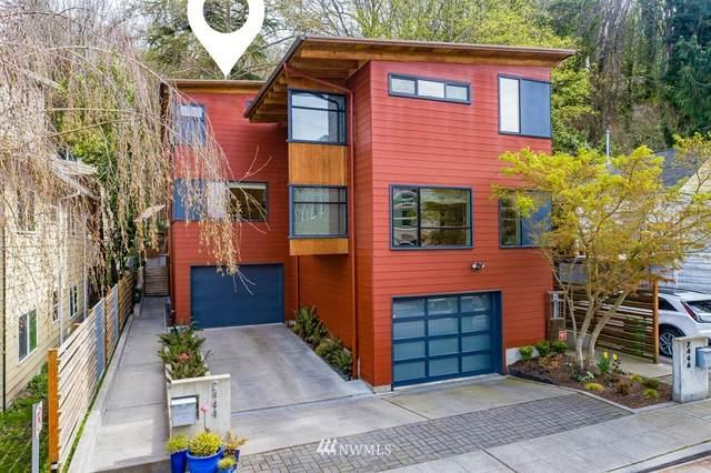 2444 Wickstrom Place SW, Seattle, WA 98116 (#1753973) :: Ben Kinney Real Estate Team