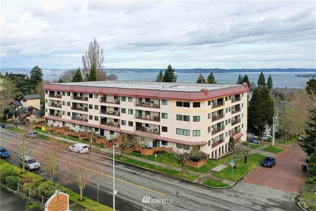 909 N I Street #410, Tacoma, WA 98403 (#1754091) :: Ben Kinney Real Estate Team