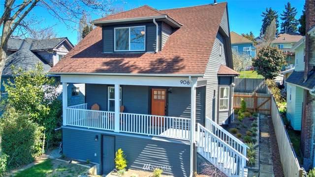 906 29th Avenue, Seattle, WA 98122 (#1754098) :: Canterwood Real Estate Team