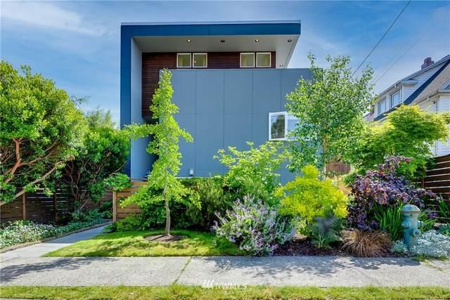 7126 44th Avenue SW, Seattle, WA 98136 (#1754101) :: Keller Williams Western Realty