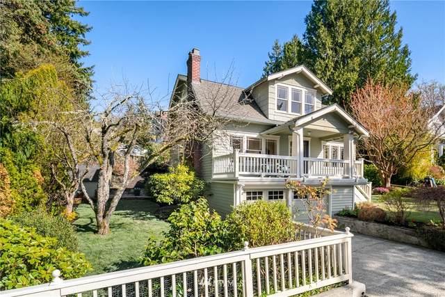 9642 48th Avenue SW, Seattle, WA 98136 (#1754105) :: Costello Team
