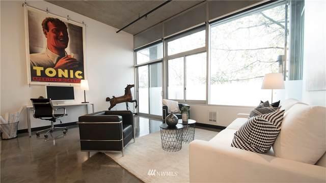 2717 Western Avenue #113, Seattle, WA 98121 (#1754110) :: Canterwood Real Estate Team