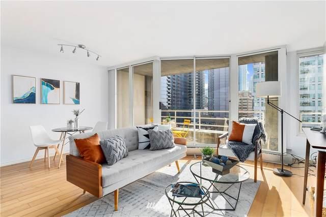 2125 1st Avenue #1105, Seattle, WA 98121 (#1754120) :: Canterwood Real Estate Team