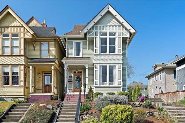 708 S J Street, Tacoma, WA 98405 (#1754134) :: Urban Seattle Broker
