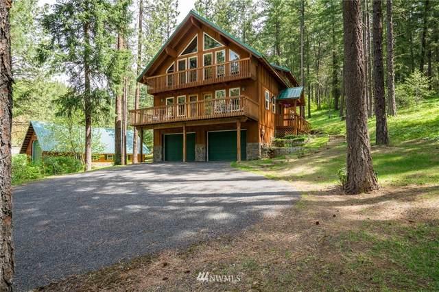 3875 Camas Creek Road, Peshastin, WA 98847 (MLS #1754242) :: Nick McLean Real Estate Group
