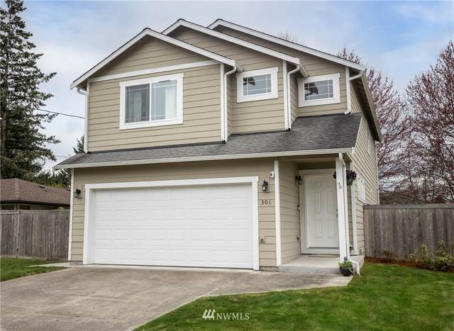 301 N Street NE, Auburn, WA 98002 (#1754261) :: Ben Kinney Real Estate Team