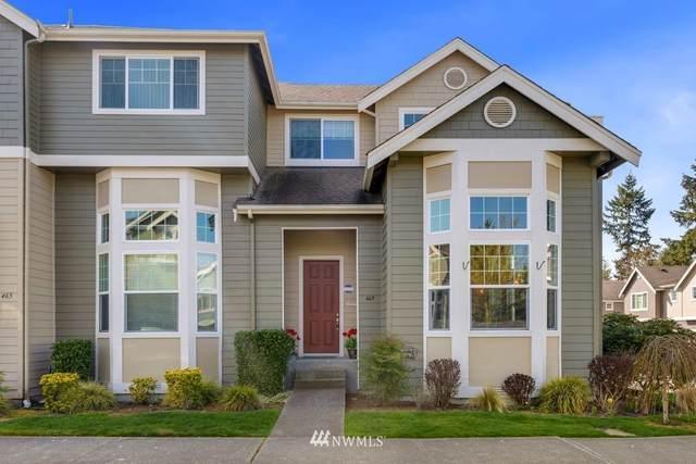 469 Tacoma Avenue NE, Renton, WA 98056 (MLS #1754312) :: Brantley Christianson Real Estate