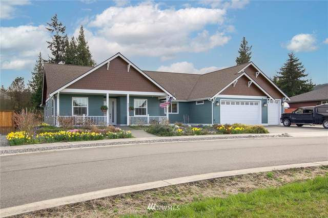 831 Jones Farm Road, Sequim, WA 98382 (#1754330) :: Ben Kinney Real Estate Team