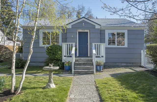235 SW 119th Street, Burien, WA 98146 (#1754344) :: Better Properties Real Estate