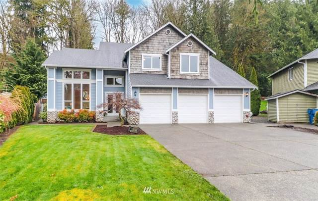 14915 240th Avenue SE, Monroe, WA 98272 (#1754358) :: Ben Kinney Real Estate Team