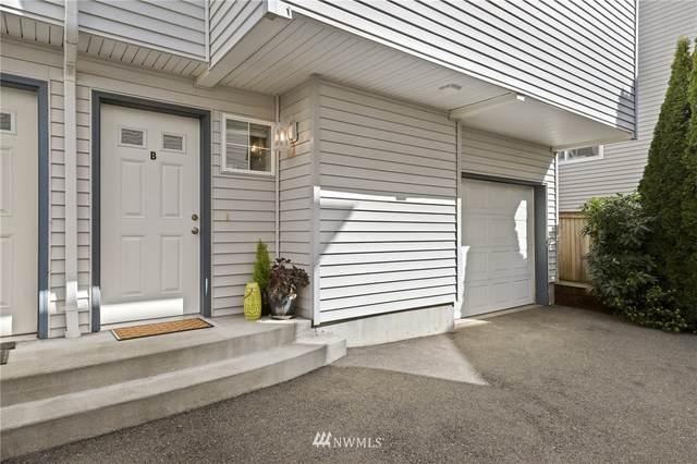 532 N 103rd Street B, Seattle, WA 98133 (#1754402) :: M4 Real Estate Group