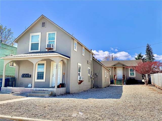 220 Methow Street, Wenatchee, WA 98801 (#1754475) :: Ben Kinney Real Estate Team